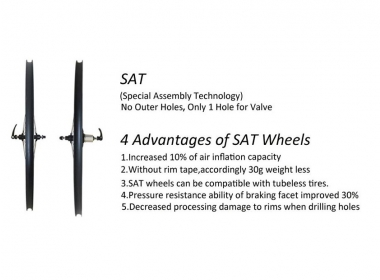 What is SAT wheels?