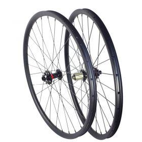 27.5inch Chinese Carbon MTB Wheels 650B 38mm width asymmetric offset 15x100 TA or QR or 15X110 Boost Option