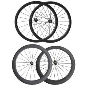 2pair 700c road bike wheelset + 4pcs bike rim