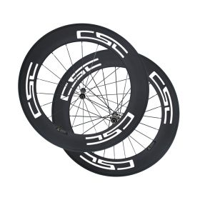 Novatec AS511SB FS522SB Hub Sapim cx Ray 88mm Tubular Clincher Carbon Bike Wheels