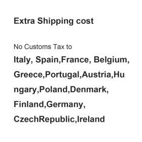 DPD Shipping Extra Shipping Cost To Avoid Custom Tax ship to European countries