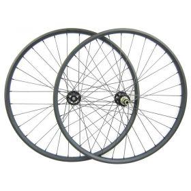 26er Carbon MTB Wheels 26inch Mountain Bicycle wheelset 25mm width D791SB D791SB 15x100 TA , QR or 15X110 Boost Option