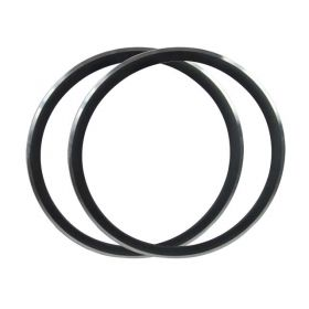 Alloy Braking Track 23mm Width 700c Chinese 38mm Clincher Carbon Road bike Rim