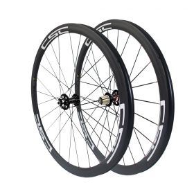 CSC Disc Brake 38mm Clincher Tubular Tubeless Carbon Cyclocross bike wheels D791SB D792SB hub