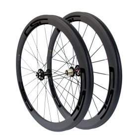 CSC 23mm, 25mm Width 6 Bolt Disc Brake 50mm Clincher Tubular Tubeless Carbon Cyclocross Bicycle wheels