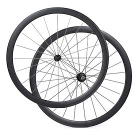 2pair 700c 23c 40mm clincher V brake road bicycle wheels bike wheelset