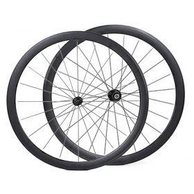 40mm depth Clincher Bike Wheels road bicycle wheelset
