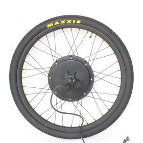 2pcs x Electric bike kit Ebike motor wheel