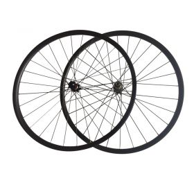 "1250g only 29"" Tubeless Carbon MTB Bicycle Wheels 28mm width Asymmetric Straight Pull hub D411SB/D412SB Sapim cx ray spokes"