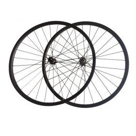 1180g only 27.5inch Tubeless Carbon Mountain bike Wheels 27mm width D411SB/D412SB Hub Sapim cx ray spokes