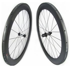 700C 88mm Tubular Clincher Carbon Bike Road Wheels DT 350s Hub Sapim CX Ray Spokes