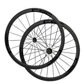 SAT Toray T800 38mm Road Bicycle Hot Race Carbon Wheels Clincher Tubeless Ready No outer Hole Carbon Road Wheelset